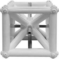 "Odyssey Innovative Designs Nexus DJ Truss Cube (White, 6 x 6 x 6"")"