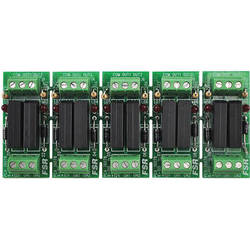 FSR K-10D 5-Relay Card Set