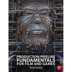 Focal Press Book: Production Pipeline Fundamentals for Film and Games