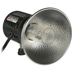 Lumedyne 800 W/S Flash Head - UV, Coiled Cord