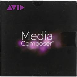 Avid Media Composer 8 (Student/Teacher, Annual Subscription, Activation Card)