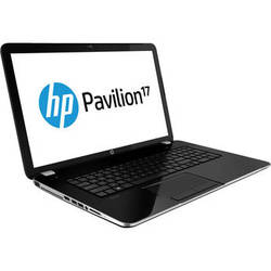 "HP Pavilion 17-f020us TouchSmart 17.3"" Multi-Touch Notebook Computer (Silver)"