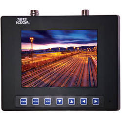 """Tote Vision LED-502V 5"""" Field Monitor Kit with Tote Bag & AC Adapter"""