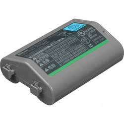 Nikon EN-EL18a Rechargeable Lithium-Ion Battery (10.8V, 2500mAh)