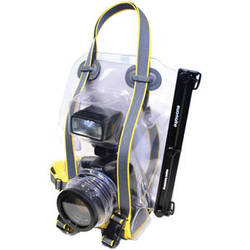Ewa-Marine U-BXP100 Underwater Housing with Tripod Mount and Cable Exit for Pro DSLR and Flash
