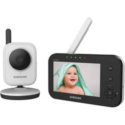 Samsung SEW-3040W SimpleVIEW Video Baby Monitoring System