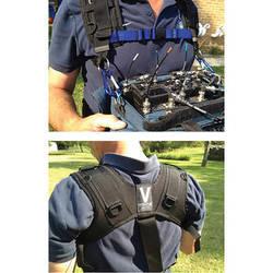 "Versa-Flex BHS-1 Short Pro Audio Harness (4"" Shorter Over Shoulder)"