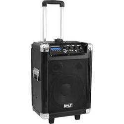 "Pyle Pro Boom Rock 400 Watt 10"" Bluetooth Portable PA Speaker System"