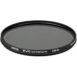 Hoya 43mm EVO Antistatic Circular Polarizer Filter