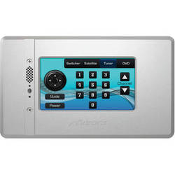 Aurora Multimedia NXT-470 Touch Panel Interface with Integrated Control System (Silver)