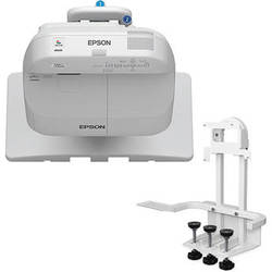 Epson BrightLink Pro 1420Wi Interactive WXGA 3LCD Projector with Table Mount