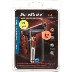 Laser Ammo SureStrike .380 Auto Laser Trainer Cartridge