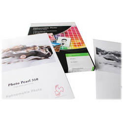 """Hahnem�hle Photo Pearl 310 Paper (11 x 17"""", 25 Sheets)"""