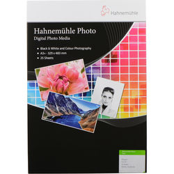 """Hahnem�hle Photo Pearl 310 Paper (13 x 19"""", 25 Sheets)"""
