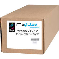 """Magiclee Verona 250 HD High Definition Matte Fine Art Paper (36"""" x 50' Roll)"""