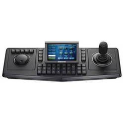 Samsung Techwin SPC-6000 LCD Touchscreen System Control Keyboard