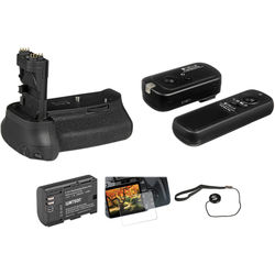 Vello Accessory Kit for Canon EOS 60D Camera
