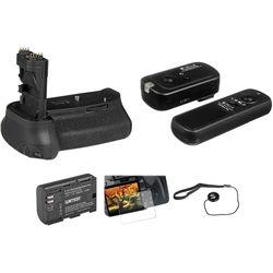 Vello Accessory Kit for Canon EOS 60D Camera