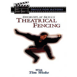 First Light Video DVD: Swordplay Skills - Theatrical Fencing Skills with Tim Weske