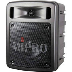 MIPRO MA-303su Single-Channel Portable Rechargeable Wireless PA System (60W, 6B: 644 to 668 MHz)