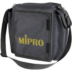 MIPRO SC-30 Storage and Carry Bag for Wireless PA System (Black)