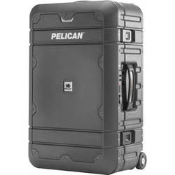 Pelican BA22 Elite Carry-On Luggage (Gray with Black)