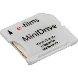 E-Films MiniDrive microSD to SD Adapter
