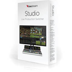 Livestream Livestream Studio Software