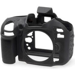 easyCover Silicone Protection Cover for Nikon D600, D610 (Black)