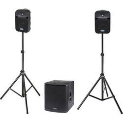 Samson Auro D1228 Performer Pack Active PA System