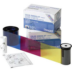 DATACARD 534000-003 Color Ribbon (YMCKT)