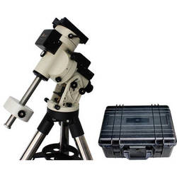 iOptron iEQ45 Pro GOTO Equatorial Mount with Tripod & Carrying Case