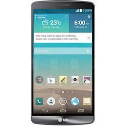 LG G3 D855 International 32GB Smartphone (Unlocked, Metallic Black)