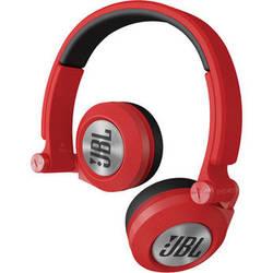 JBL Synchros E30 - On-Ear Headphones (Red)