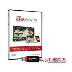 DgFlick Album Xpress PRO Software (USB Dongle)