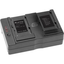 Genaray SpectroLED Essential Sony NP Battery Adapter for V-Mount Devices