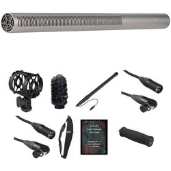 Rode NTG3 Deluxe Shotgun Microphone Kit