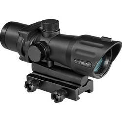 Barska 4x32 AR-15/M-16 Sight (Mil-Dot Reticle, Matte Black)