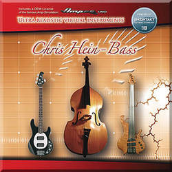 Big Fish Audio Chris Hein Bass - Virtual Instrument (Download)