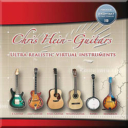Big Fish Audio Chris Hein Guitars - Virtual Instrument (Download)