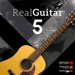 Big Fish Audio RealGuitar 3 - Acoustic Guitar Virtual Instrument VST/AU (Download)