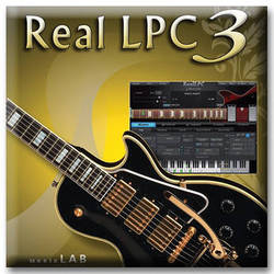 Big Fish Audio RealLPC 3 - Les Paul Custom Gibson Guitar Virtual Instrument VST/AU (Download)
