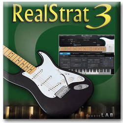 Big Fish Audio RealStrat 3 - Fender Stratocaster Virtual Instrument VST/AU (Download)