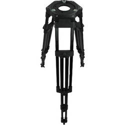 Cartoni K711 Carbon Fiber 2-Stage HD Tripod Legs (Flat Base)