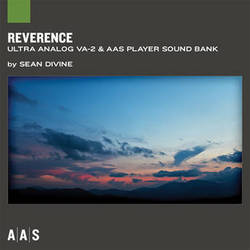 Applied Acoustics Systems Reverence - Ultra Analog VS-2 Sound Bank (Download)