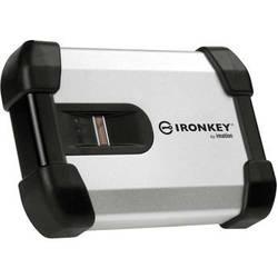 IronKey 500GB H200 External Biometric Hard Drive