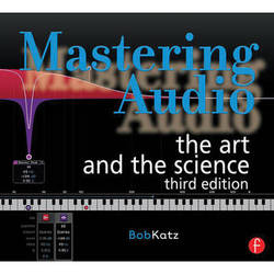 Focal Press Book: Mastering Audio - The Art and the Science (3rd Edition)