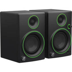 "Mackie CR3 - 3"" Woofer Creative Reference Multimedia Monitors (Pair)"