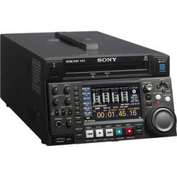 Sony PDW-HD1550 Professional Disc Recorder