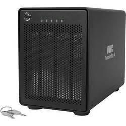 OWC / Other World Computing ThunderBay 4 12TB (4 x 3TB) Four-Bay Thunderbolt RAID Array (JBOD Edition)